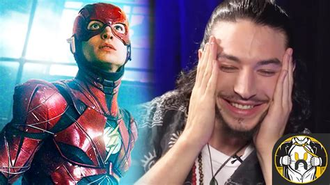 The Flash Movie is Getting Completely Rewritten - YouTube