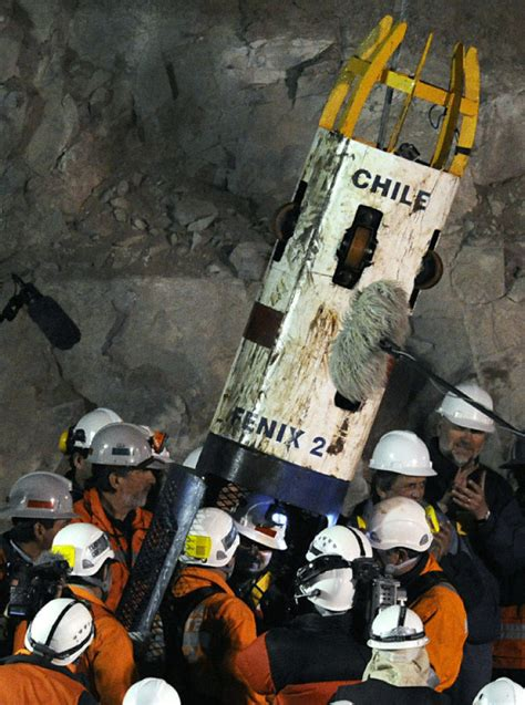 Trapped Chilean miners considered cannibalism   Toronto Star