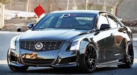 2013 Cadillac ATS By D3 Review - Top Speed