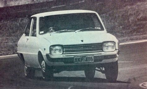 Australia 1969-1976: Ford catches up on Holden, a Datsun