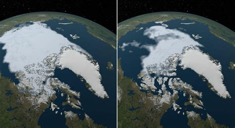 11 images from Nasa that show climate change is real | indy100