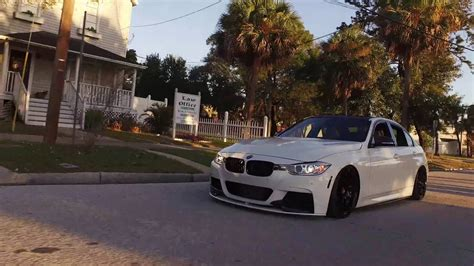 2013 BMW F30 335 Air Ride by TOC - YouTube