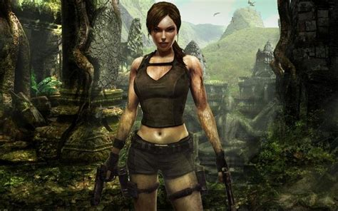 Lara Croft to Search for Her Missing Family in 'Tomb