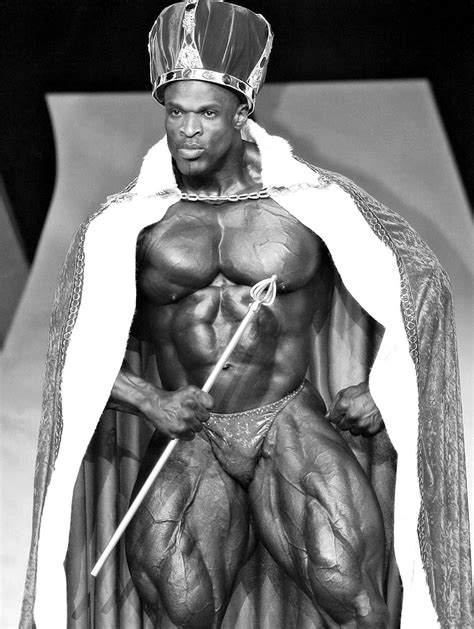Ronnie Coleman - Age | Height | Weight | Bio | Images | 8x