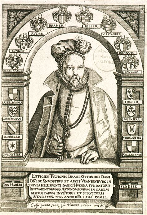 The Correspondence of Tycho Brahe (505 letters) – EMLO