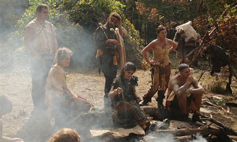 What did Channel 5's 10,000BC tell us about life in 10