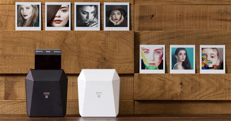 Fujifilm's New Instax Share SP-3 Is Its First Square
