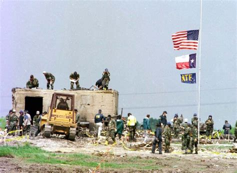 The deaths of 76 Branch Davidians in April 1993 could have