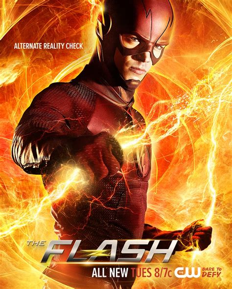 Image - The Flash TV Series Poster-24