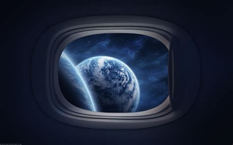 Space Window Wallpapers   HD Wallpapers   ID #9805