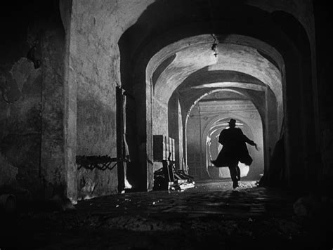 Influence of Film Noir on Carol Reed's The Third Man and