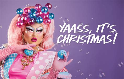 Lush Just Dropped Their Holiday Campaign Starring Three