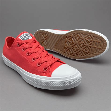 Converse Chuck Taylor All Star II - Mens Shoes - Red