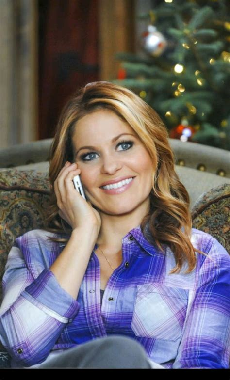 Candace Cameron Bure in Christmas Under Wraps (2014