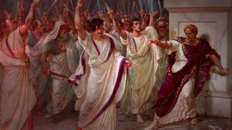 Julius Caesar - 5 Little Known Facts About His Death