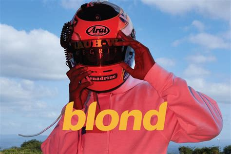 Frank Ocean's Blonde exists in a beautiful limbo | The Verge