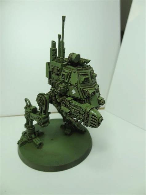 Imperial Guard Project Log - Fortaxian 19th - Forum