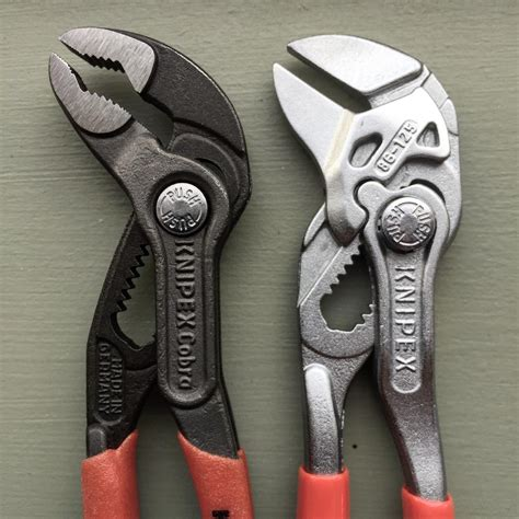 The EDC Tool Roll: Knipex Pliers Wrench (86 03 125