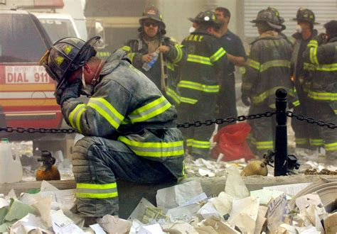 First Firefighters to Arrive at World Trade Center on 9/11