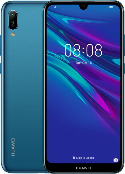Huawei Y6 2019 DS Sapphire Blue | F-mobil