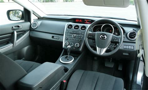 Mazda CX-7 Review & Road Test - photos   CarAdvice