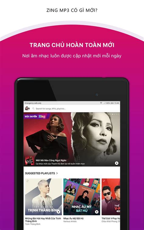 Zing MP3 for Android - APK Download