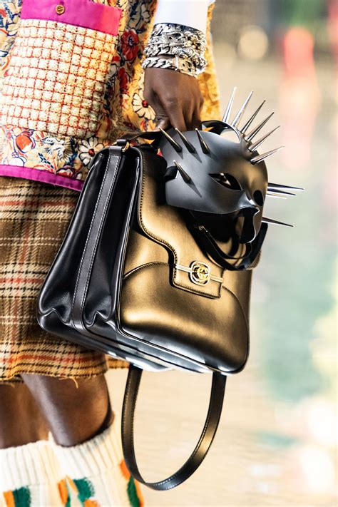 Gucci Fall/Winter 2019 Runway Bag Collection | Spotted Fashion
