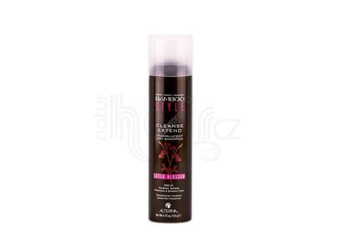 Alterna Bamboo Style Cleanse Extend Dry Shampoo Sheer