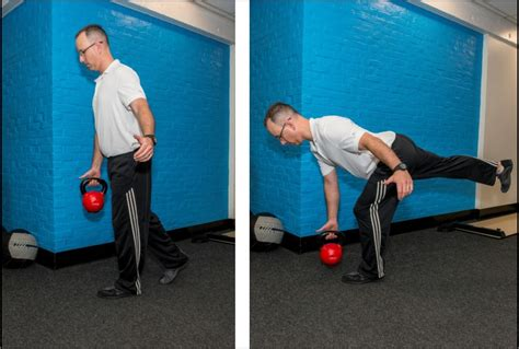 Kettlebell Stiff Legged Deadlifts » The Clubs at Charles