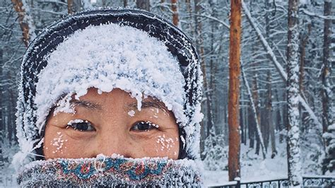 The Frozen Life in Yakutsk, Russia (PHOTOS) | The Weather
