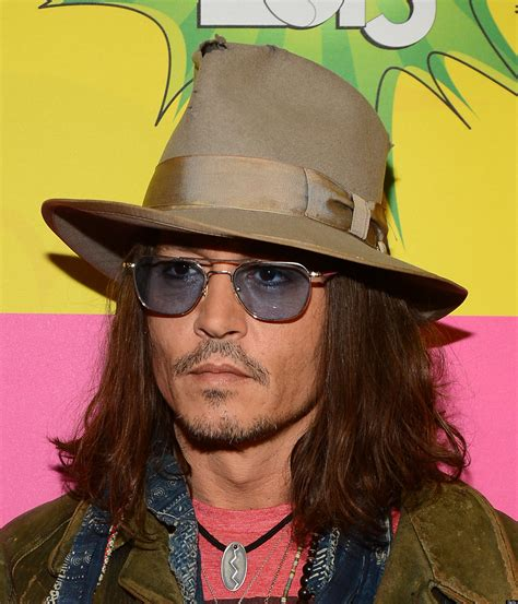 Johnny Depp And Other Celebrities Who Are Turning 50 This