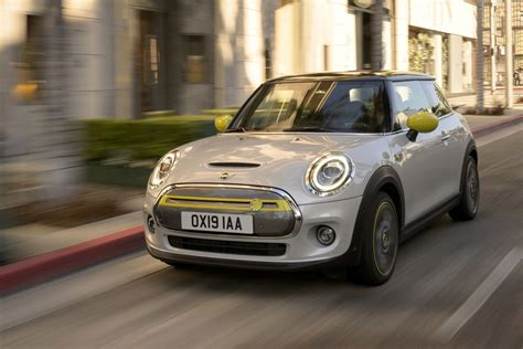 The first electric Mini helps explain why BMW's CEO just