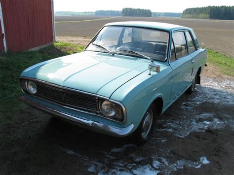 1967 Ford Cortina - Overview - CarGurus
