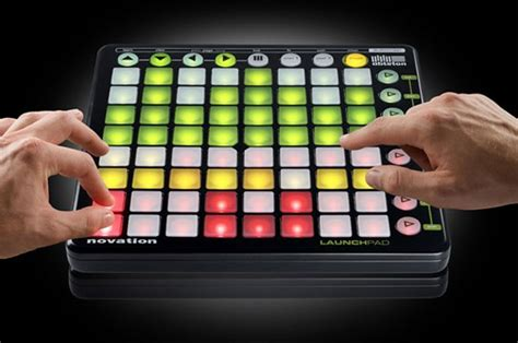 Novation Ableton Live Launchpad Controller