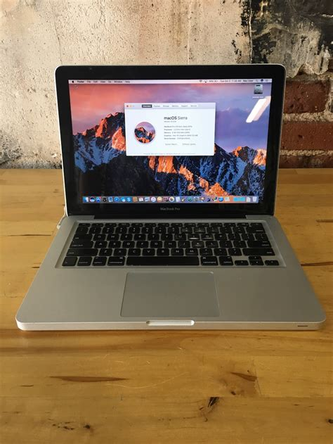 """Early 2011 MacBook Pro 13"""" For Sale"""