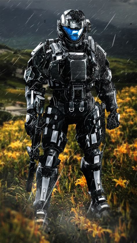 Halo 3 ODST Spartan Soldier Wallpapers   HD Wallpapers